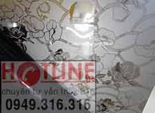 Tấm Inox 304 Hoa văn & Inox Brown, Giá Tấm Inox Hoa Văn