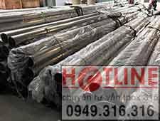 Ống inox công nghiệp Sơn Hà - tiện lợi cho các công trình