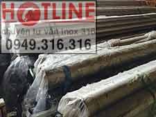 ỐNG CÔNG NGHIỆP INOX PHI 219 MM, Giá Ống inox 304 phi 219