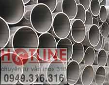 ỐNG CÔNG NGHIỆP INOX 304 - 141( Ø 141.3 mm : DN125), giá ống inox 304 phi 114