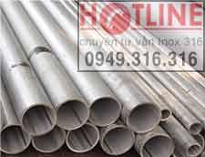 ÔNG INOX  304 - 27.2 mm, GIÁ BÁN ỐNG INOX PHI 27