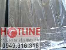 Hộp inox 40x80. Báo giá mới nhất inox 304, 316, 201,