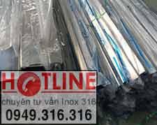 HỘP INOX 304 - 20 x 40 mm, HỘP CHỮ NHẬT  INOX 201 - 20 x 40 mm