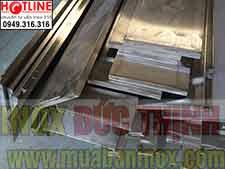 Thanh La inox 201 HL, Thanh La Inox 304 No.1, Thanh la inox 304 2B