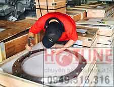 Mặt bích INOX 304 , 316 tiêu chuẩn BS PN6 - 10 - 16 - 25
