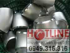 CO ĐÚC INOX, CO HÀN  45 độ INOX 304, 316 (co lơi)