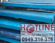 Tấm Inox 310s 70, 80, 90, 100mm, Inox Chịu Nhiệt