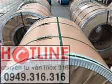 Cuộn inox 304,304L -Độ dày: 2-3-4mm-5mm-6mm nhập khẩu