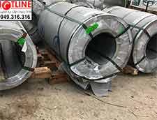 Cuộn inox  316,316L No.1-Độ dày: 3mm,4,5,6,8-12mm