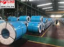 Nhà nhập khẩu Cuộn Inox Outo Kumpu, Hyundai, Tisco ở tại Tp. Hồ Chí Minh (TPHCM)