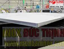 Tấm inox 304 dày 70mm, Giá bán Tấm inox 316l dày 70ly