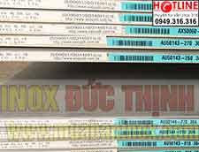 Tấm Inox 304,201 dày 5-6-8-10-12-14-16-18-20ly